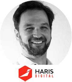 Dr András Pfeiffer - CEO, Haris Digital Engineering Ltd